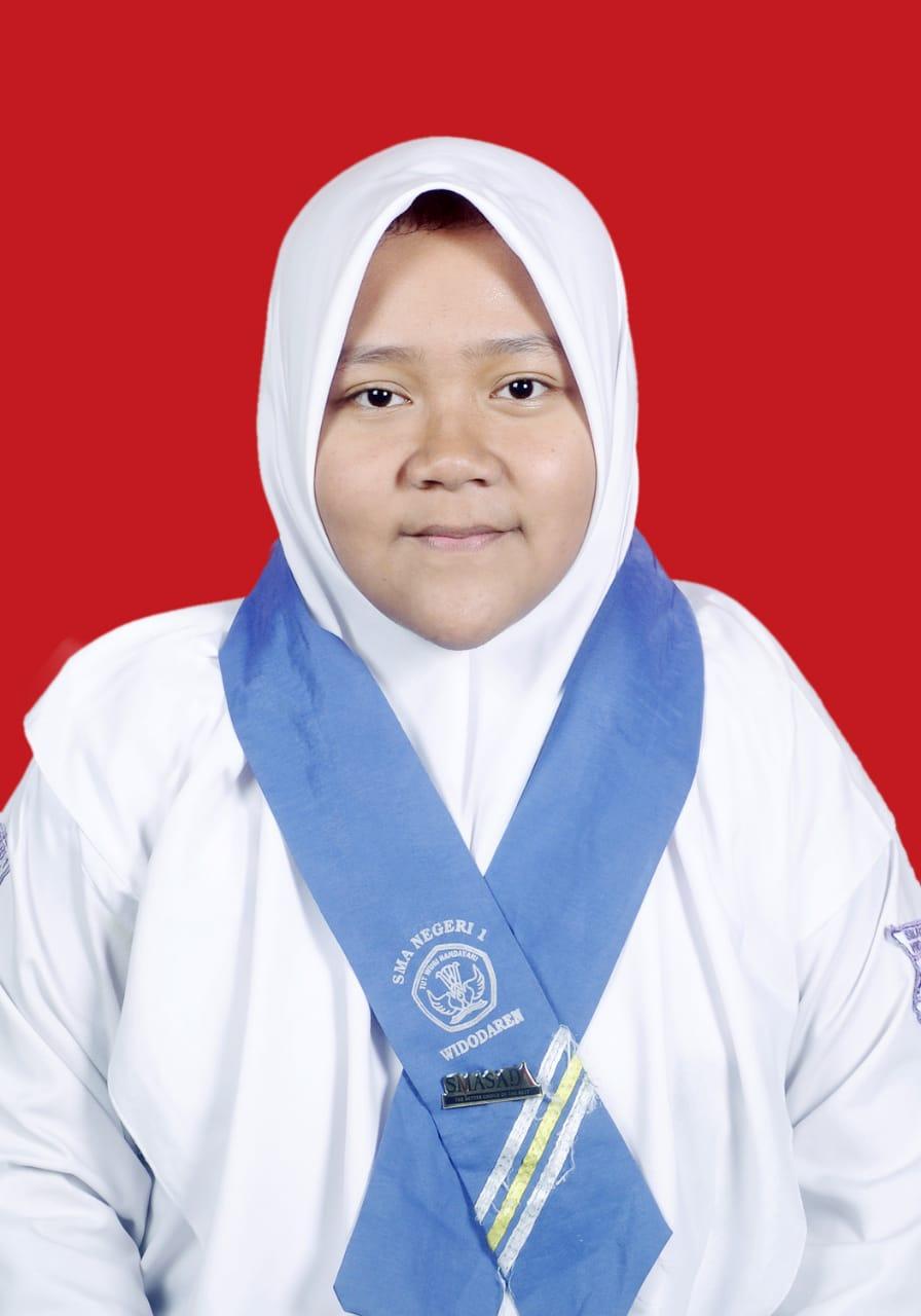 Juara 1 OSK Ngawi mapel TIK : Sab Fitri Nur Hayati